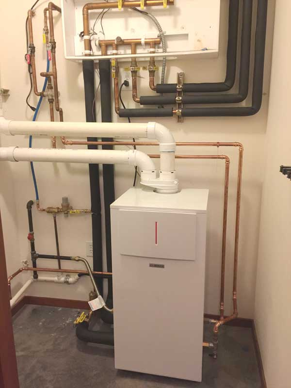 Bosch Combi Boiler Installation Lacey Wa