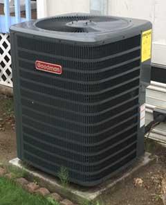 Goodman Air Conditioning Installation Auburn Wa