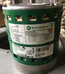 High Efficiency Replacement Motor