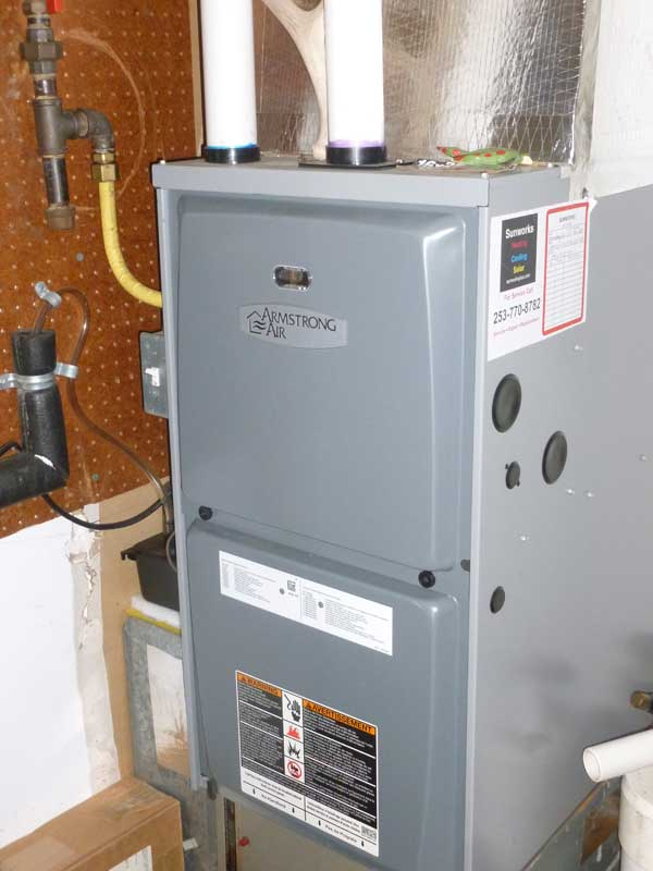 New Replacement Furnace