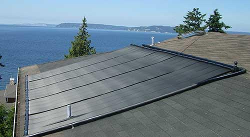 Solar Pool Heating System Edmonds Wa