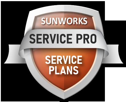 Sunworks Service Plan Coverage